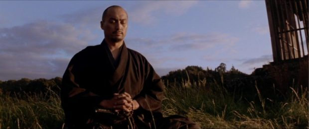 meditation the last samurai