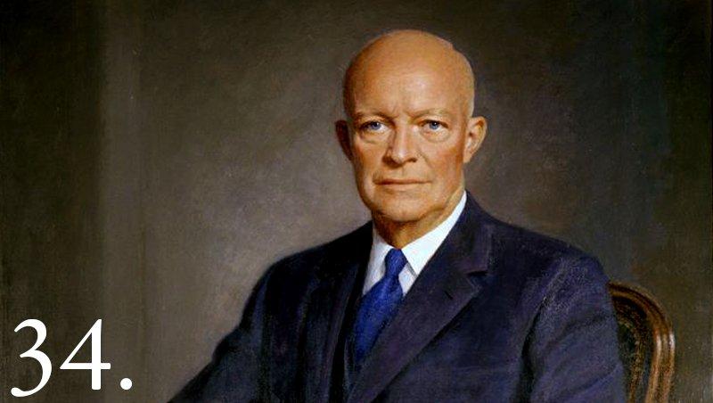 Eisenhower Presidente dos EUA